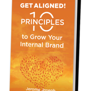 Get Aligned - 10 Principles Book - Motivational Speaker | Jerome Joseph