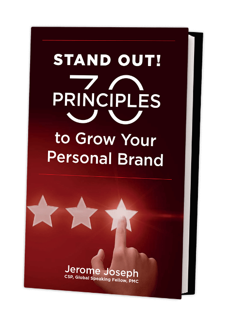 Stand Out! 30 Principles to Grow your Personal Brand (e-book)