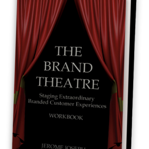 The Brand Theatre Workbook - Motivational Speaker | Jerome Joseph