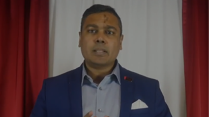 Video: Jerome Joseph talks Strategy in Thailand - Motivational Speaker | Jerome Joseph