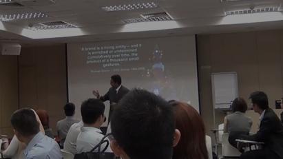 Video: Strategy in Thailand - Motivational Speaker | Jerome Joseph