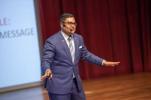 motivational speaker Singapore