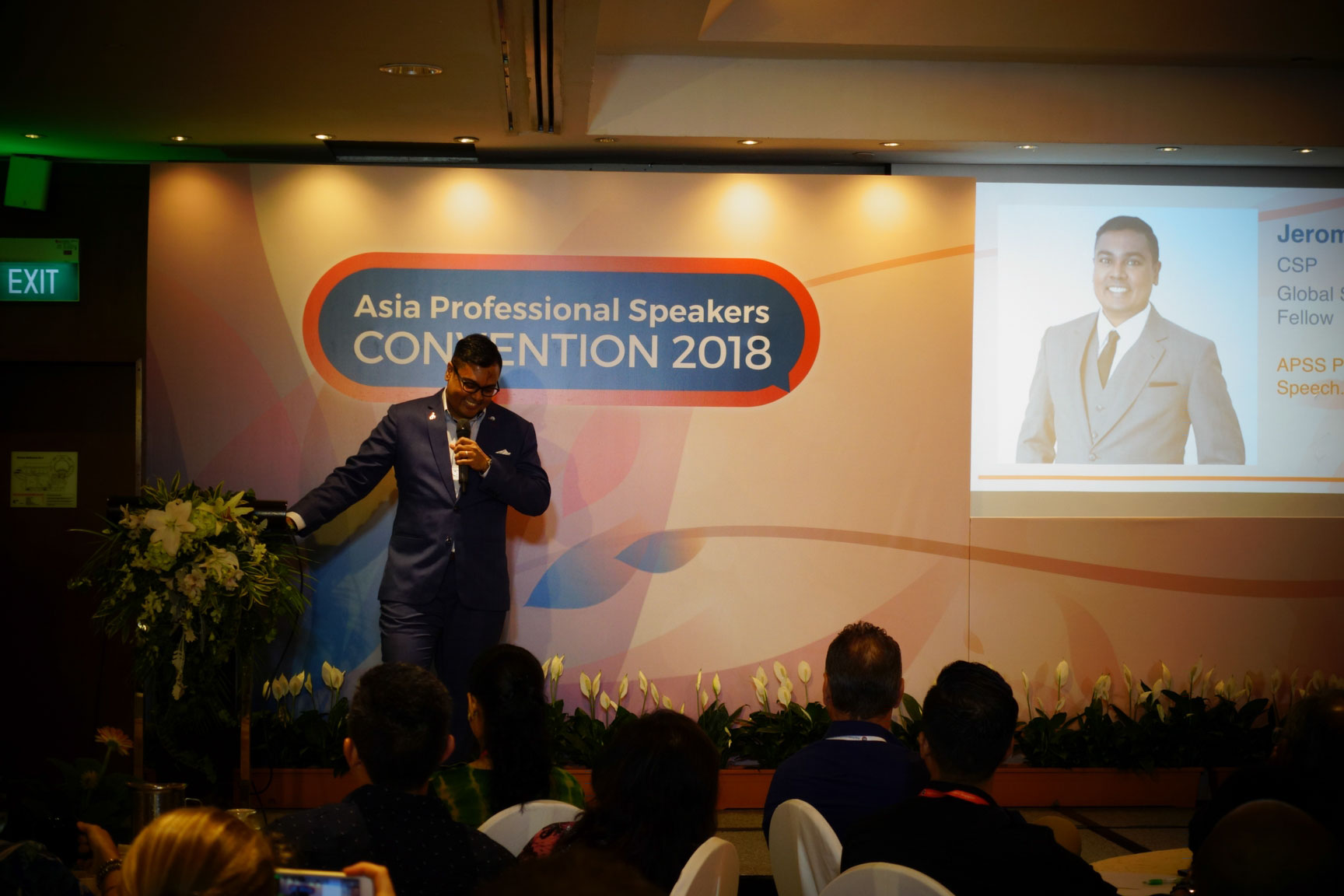 Gallery Images 10 - Motivational Speaker | Jerome Joseph