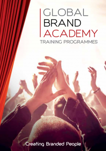 GLOBAL BRAND ACADEMY Training Programmes