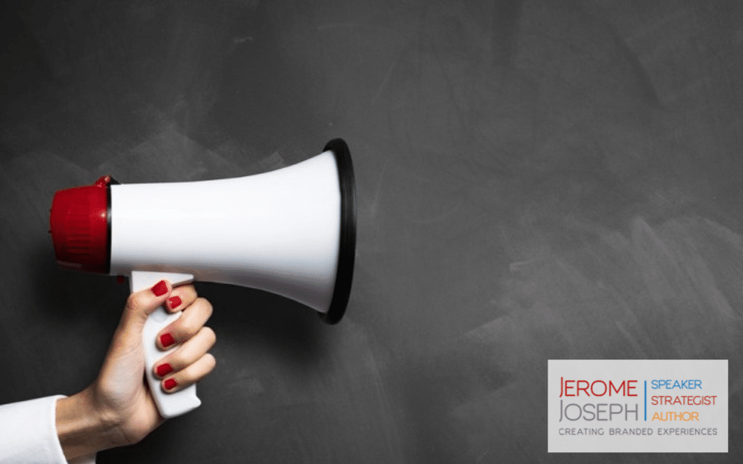 Impact Of motivational Speakers In Corporation | Jerome Joseph